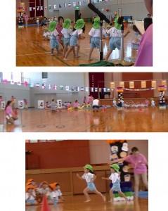 ③3歳児競技